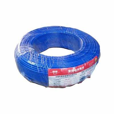津成2.5㎡电线蓝