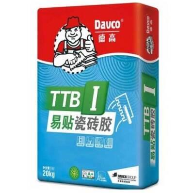 德高瓷砖粘接剂TBBI型易贴