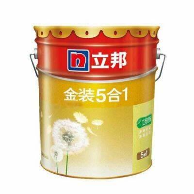 立邦乳胶漆金装五合一1