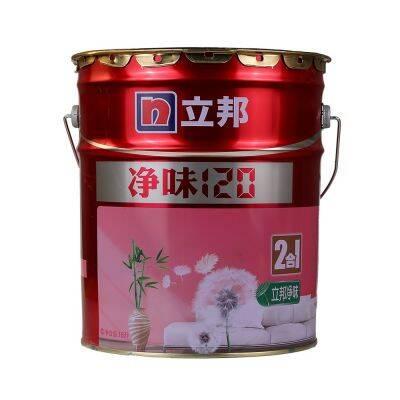 立邦乳胶漆净味120二合一